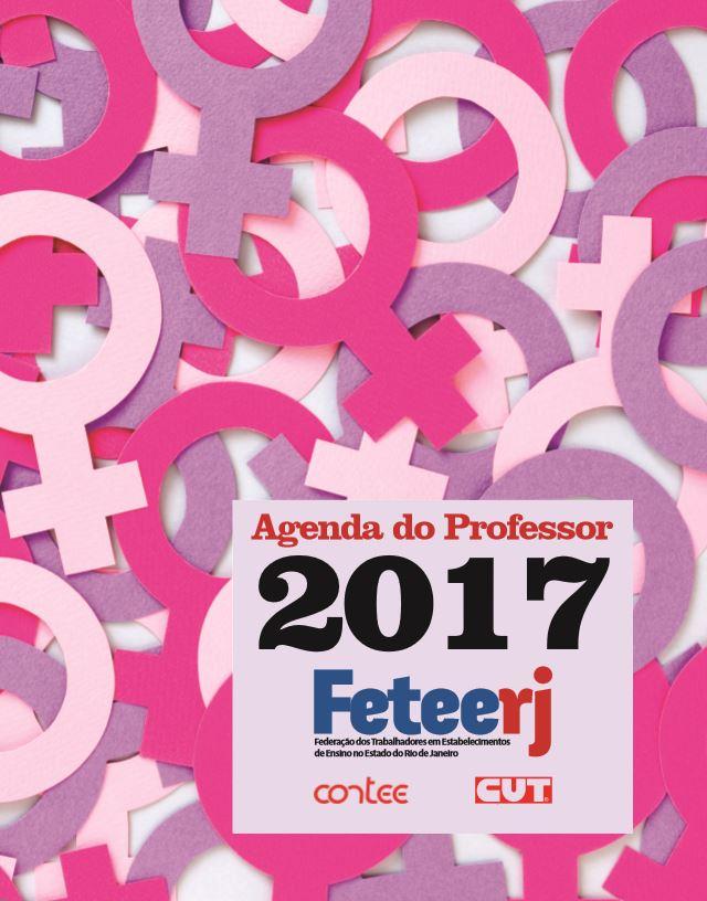 AGENDA DO PROFESSOR 2017
