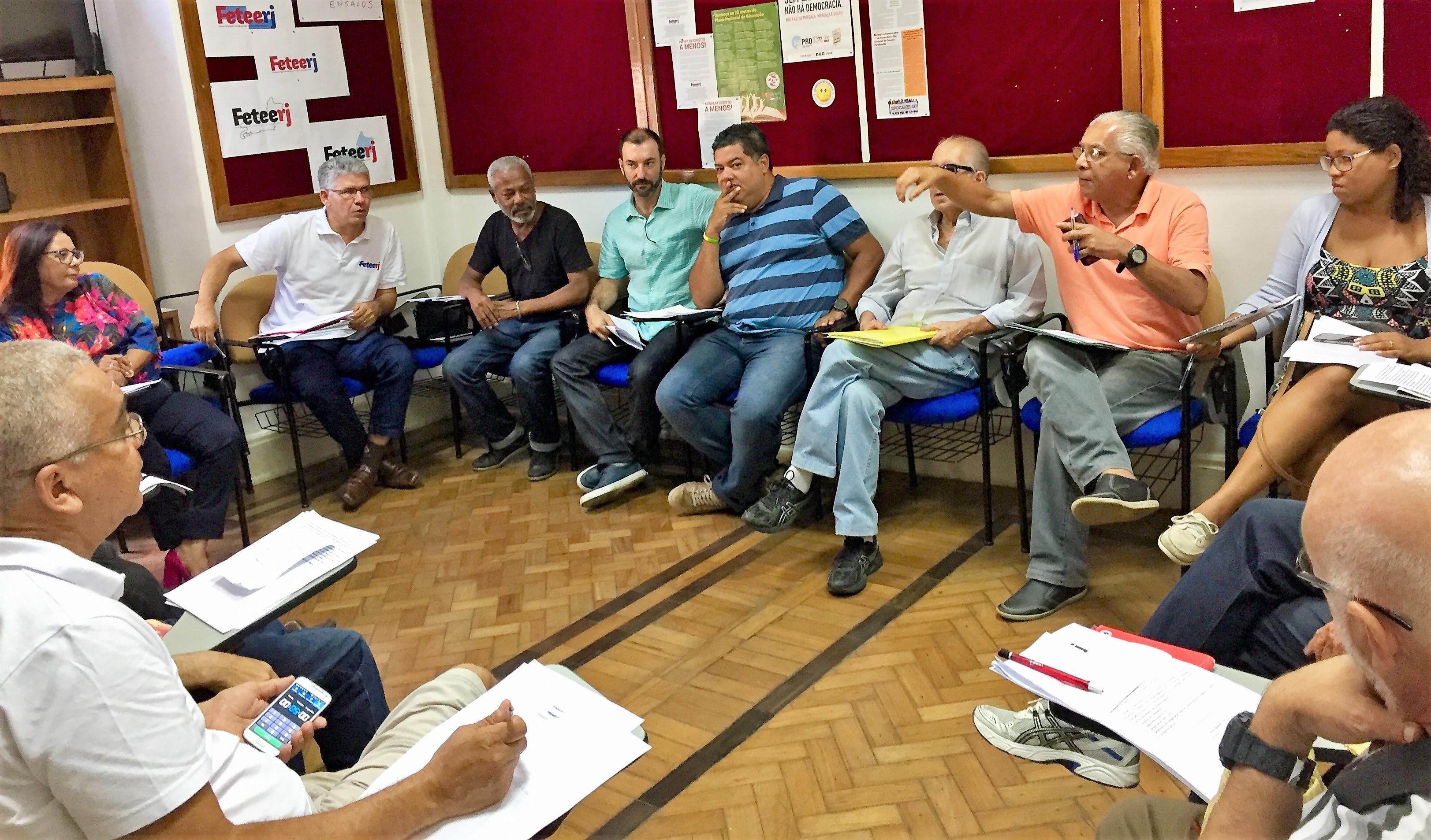 Dia 15 de março tem paralisação nacional dos professores contra as reformas da previdência e trabalhista