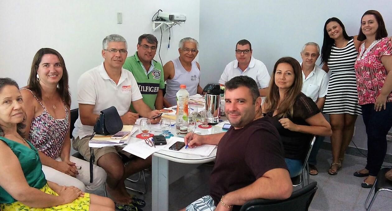 Sinpro Norte e Noroeste Fluminense se reúne para preparar o dia 15/03