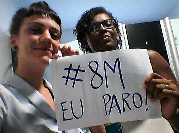 8 DE MARÇO: GREVE INTERNACIONAL DE MULHERES