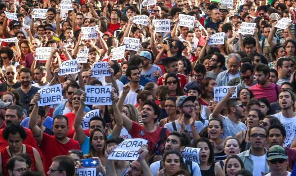 Semana da pressão aos deputados contra as reformas começou!