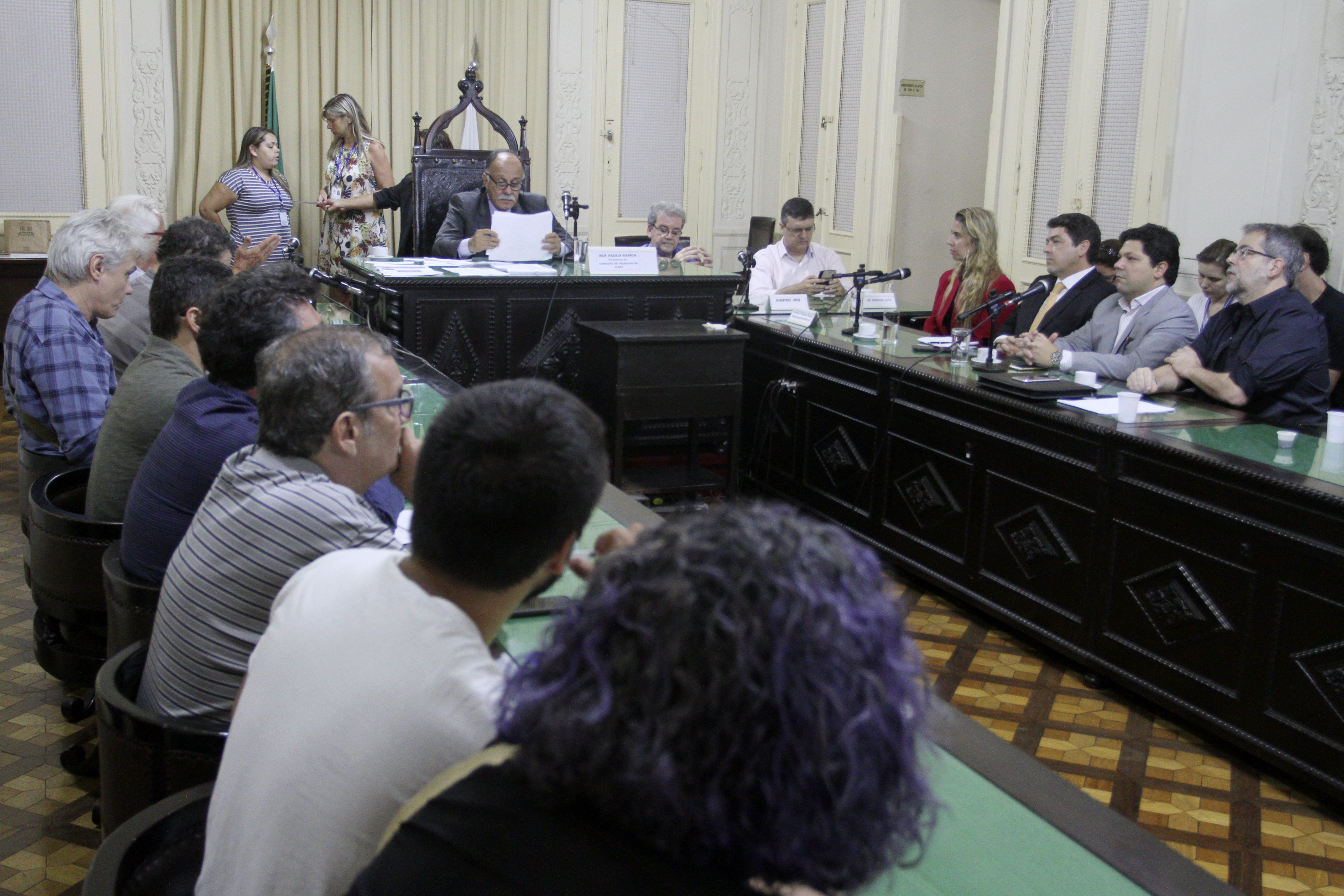 Comissão do Trabalho da Alerj quer suspender benefícios fiscais concedidos à Estácio