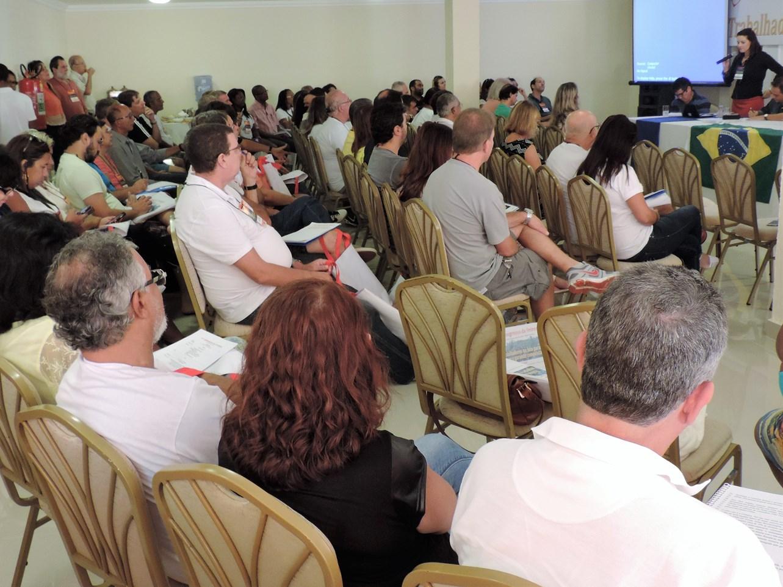 Congresso da Feteerj será no Rio e terá a participação de 101 delegados