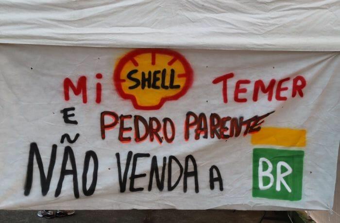 Petroleiros na luta contra a política de preços dos combustíveis