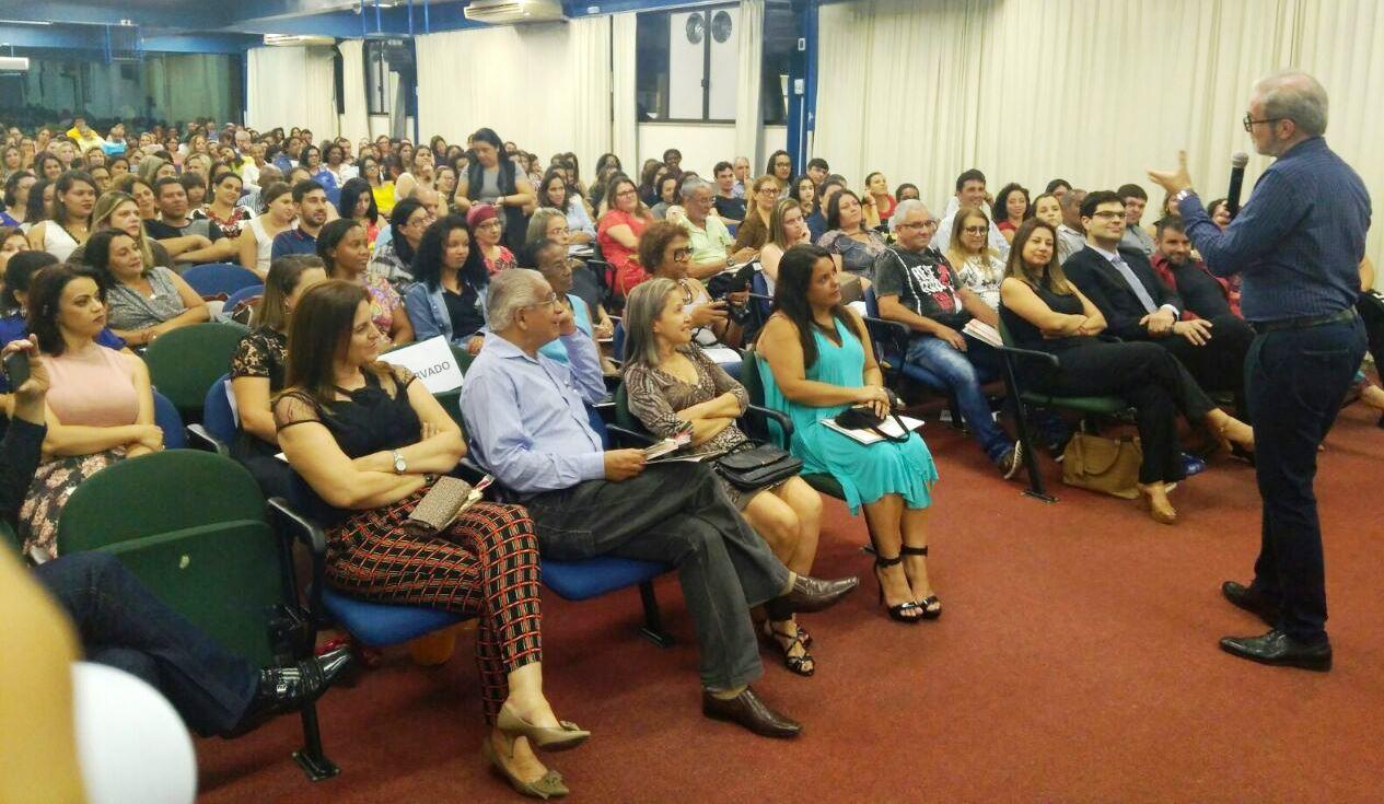 Sinpro NNF realizará dia 31/10 seminário em homenagem ao Dia do Professor