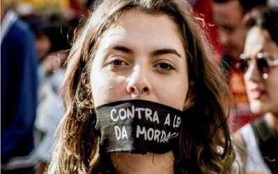 GOVERNADOR RJ SANCIONA LEI QUE REFORÇA A LIBERDADE DE EXPRESSÃO E LIBERDADE DE CÁTEDRA NAS ESCOLAS