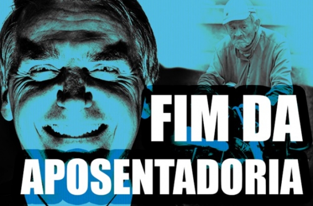 PEC da reforma da Previdência de Bolsonaro é ainda pior do que a de Temer