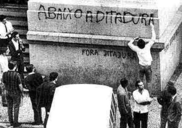 Feteerj repudia comemoração do golpe militar de 64 ordenada pelo presidente
